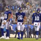 2 Games The Giants Can Afford to Lose